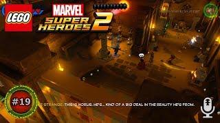HÓRUSZ ÉS A LABIRINTUS – Lego Marvel SuperHeroes 2 Végigjátszás Magyarul #19