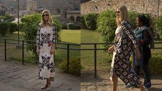 Ivanka Trump visits Hyderabad