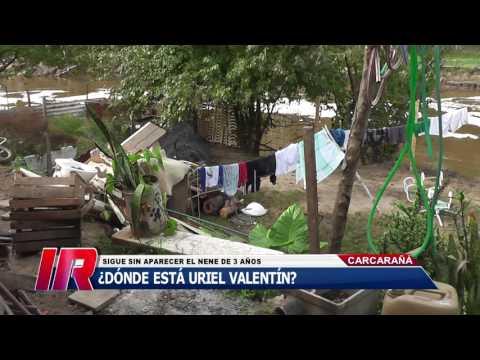 Buscan a Uriel Valentín Moreno, de 4 años