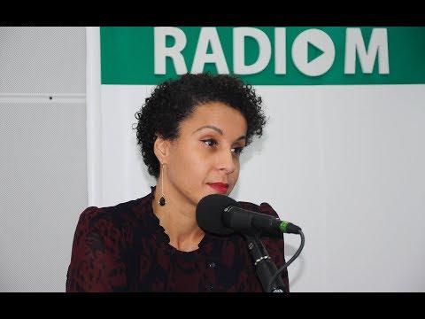 """Sofia Djama:  """"Je voulais dire à ceux qui sont partis: l'Algérie vous appartient aussi"""""""