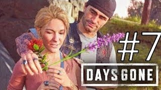 DAYS GONE: LAVANTALAR  | BÖLÜM 7