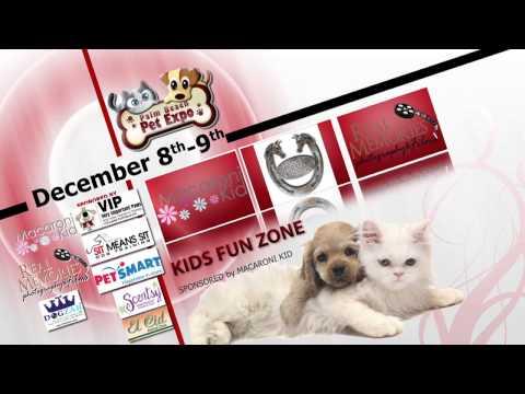 Palm Beach Pet Expo Promo