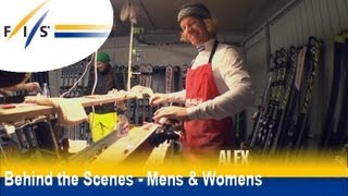 World Cup Ski Preparation - Behind the Scenes - Mens & Womens