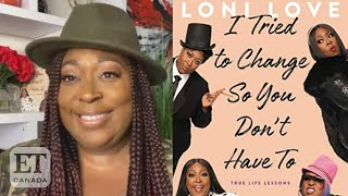 Loni Love Shares Life Lessons In New Memoir 'I Tried To Change So You Don't Have To'