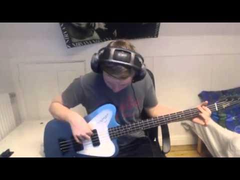 Nirvana - Curmudgeon (Bass Cover) mp3