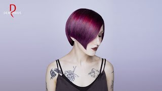 SASSOON DEMETRIUS Стрижка Сессон на короткие волосы Женские стрижки 2020