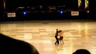 John Narvaez and Liz Rojas - World Salsa Championships 2005