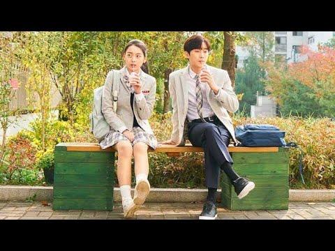 Ezik kızla şişman çocuğun değişimi (Bir Hayli) Kore klip