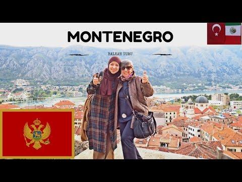 Montenegro + Choque Cultural Turco #ViajandoConTurcos | MEXICANA EN TURQUIA | Balkan Osmanlı Turu