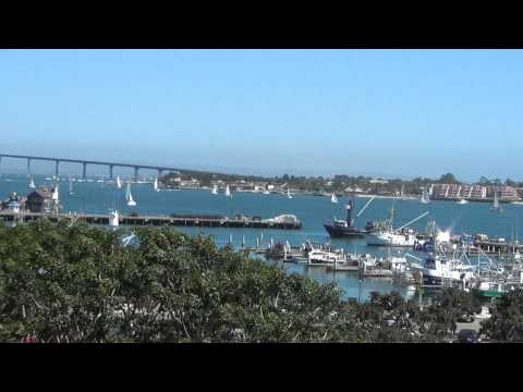 SanDiego Naval Ship