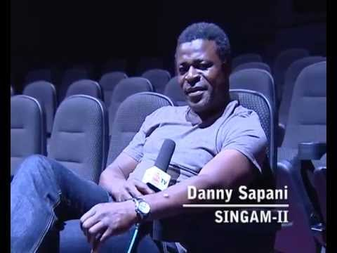 Singam 2 In London with Danny Sapani