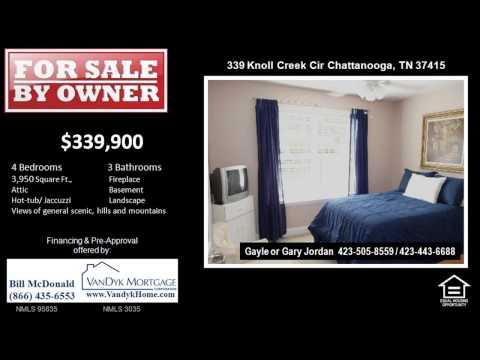 4 Bedroom House For Sale near Hixson Elementary School in Chattanooga TN