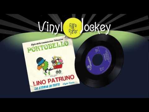 PORTOBELLO - LINO PATRUNO - TOP RARE VINYLS - RARI VINILI