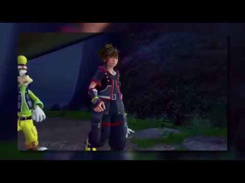Quick update on Kingdom Hearts 3 development from game director Tetsuya Nomura