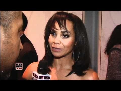 Image: 43rd Annual NAACP Image Awards Pre Show Gala Red Carpet Celebrity Interviews (2012)