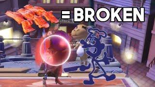 Brutal Shield Breaks in Smash Ultimate #12