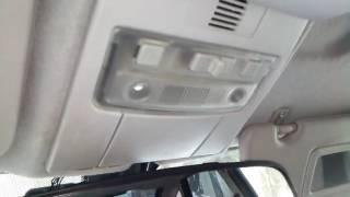 видео Плафон освещения салона - как снять и поменять на ВАЗ за 5 минут?