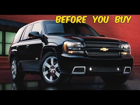 Watch this BEFORE You Buy a Chevy TrailBlazer SS (Corvette ...