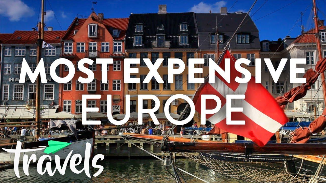 10-те најскапи држави во Европа за 2019-та година