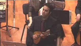 Vivaldi Concerto for Mandolin in D( Lute RV 93 ) 2. Movement