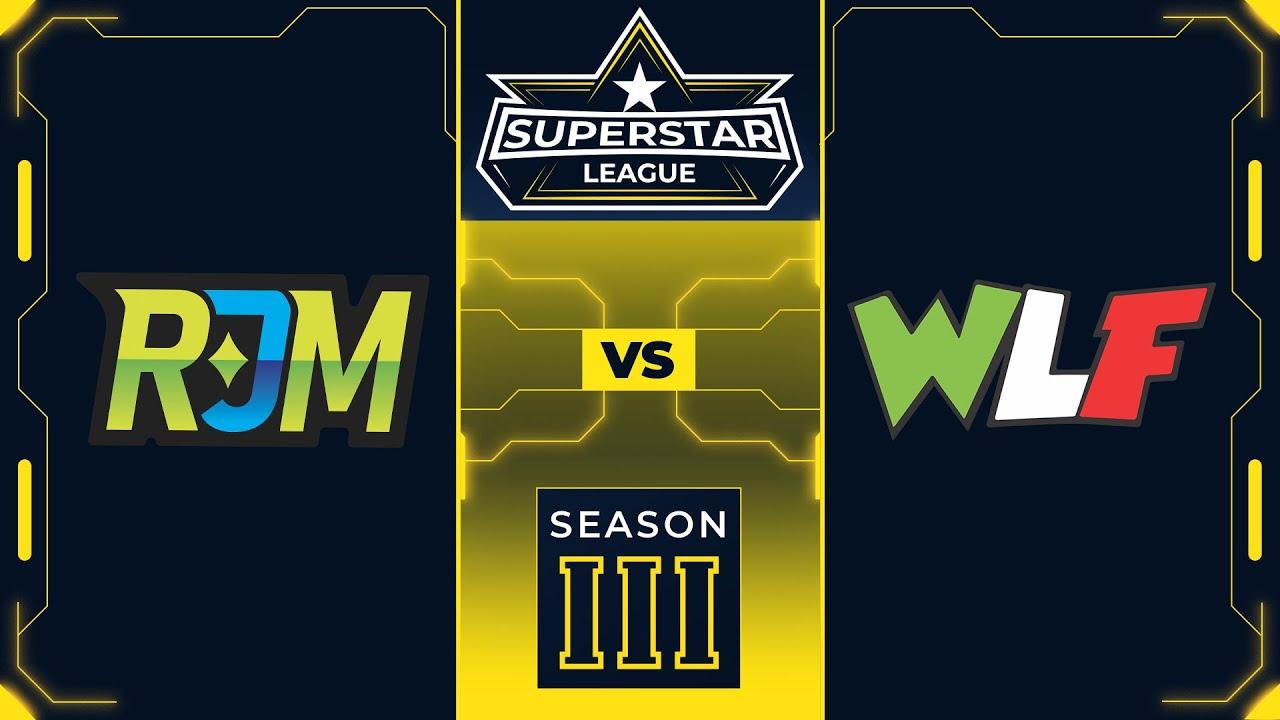 RJM vs WLF - Rising Stars Saison 3