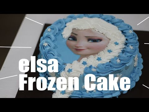Kue Ulang Tahun Frozen Youtube