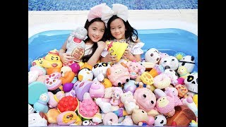 Clarice Cutie Squishy Collection with Special Guest Star Marcha Sharapova