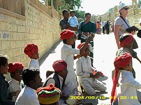 Jaisalmer Folk Music