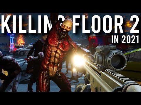 Killing Floor 2 in 2021 is BLOODY INSANE