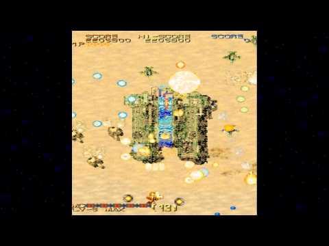 [HD] Varth Operation Thunderstorm Stage 11 to 15 1992 Capcom Mame Retro Arcade Games  