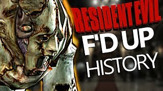 Resident Evil - Most F'd Up History • Resident Evil LORE