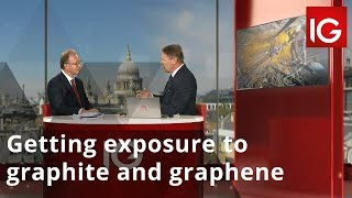 Getting exposure to graphite and graphene as it moves into 'high tech'