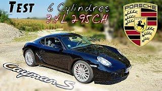 """""""Test"""" Voilà pourquoi la Porsche cayman S coûte encore 30000€ 🤩"""