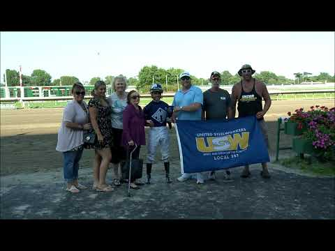 video thumbnail for MONMOUTH PARK 7-7-19 RACE 11