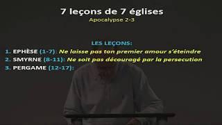Sept leçons de sept églises 2