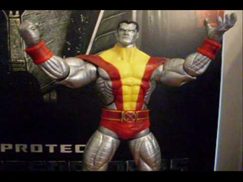 Marvel Legends Icons Series Colossus