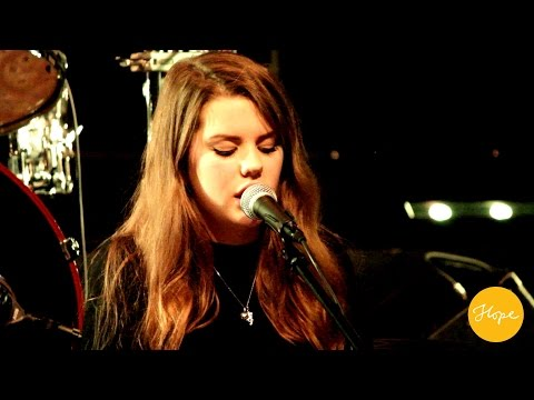 Hope - Have A Little Faith In Me (Acoustic cover) [Live at Trestle Arts Base]