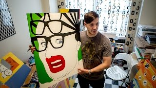 Living Murderabilia or Pop Art?: Michael Alig's Seamless Transition Into the Gallery World