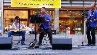 Waikiki Steel Guitar Festival - Bobby Ingano - Lihue (Nani Wale Lihu'e)
