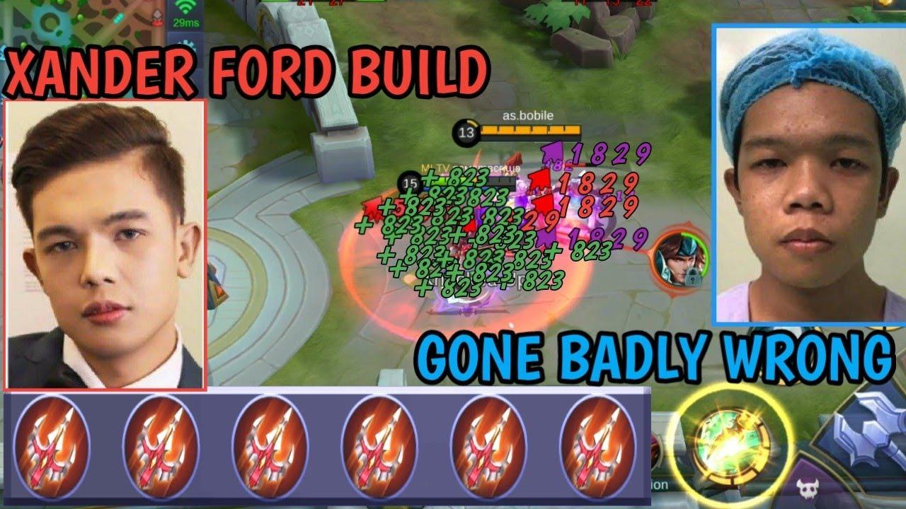 1 HIT FULL HP BUILD | GONE BADLY WRONG | MOBILE LEGENDS
