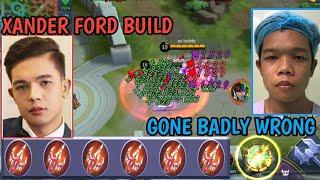 1 HIT FULL HP BUILD   GONE BADLY WRONG   MOBILE LEGENDS