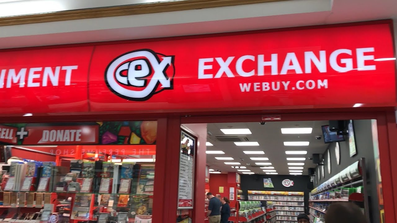 CeX (UK) Buy & Sell Games, Phones, DVDs, Blu-ray, Electronics ( Second-Hand  Mobile Shops )