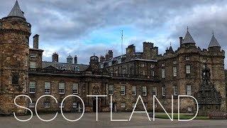 EDINBURGH SCOTLAND // All Things Harry Potter!! // Travel Vlog