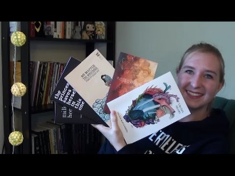 Poetry Haul Winter-Spring 2017