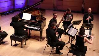 Louise Farrenc Sextet for Piano and Winds Op 40 - 2nd movement