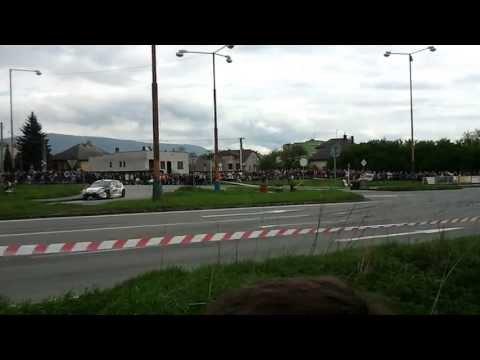 Rally Prešov 2013 - RS 9,10 Ľubotice, Start a ciel