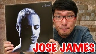 【Jose James】No Beginning No End (Vinyl 2LP) を聴く。