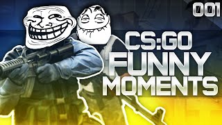 """MOST OFFENSIVE SURFER EVER"" (CS:GO Funny Moments)"