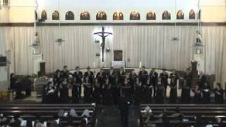 Domenico Bartolucci - Magnificat Octavi Toni - Capppella Victoria Jakarta