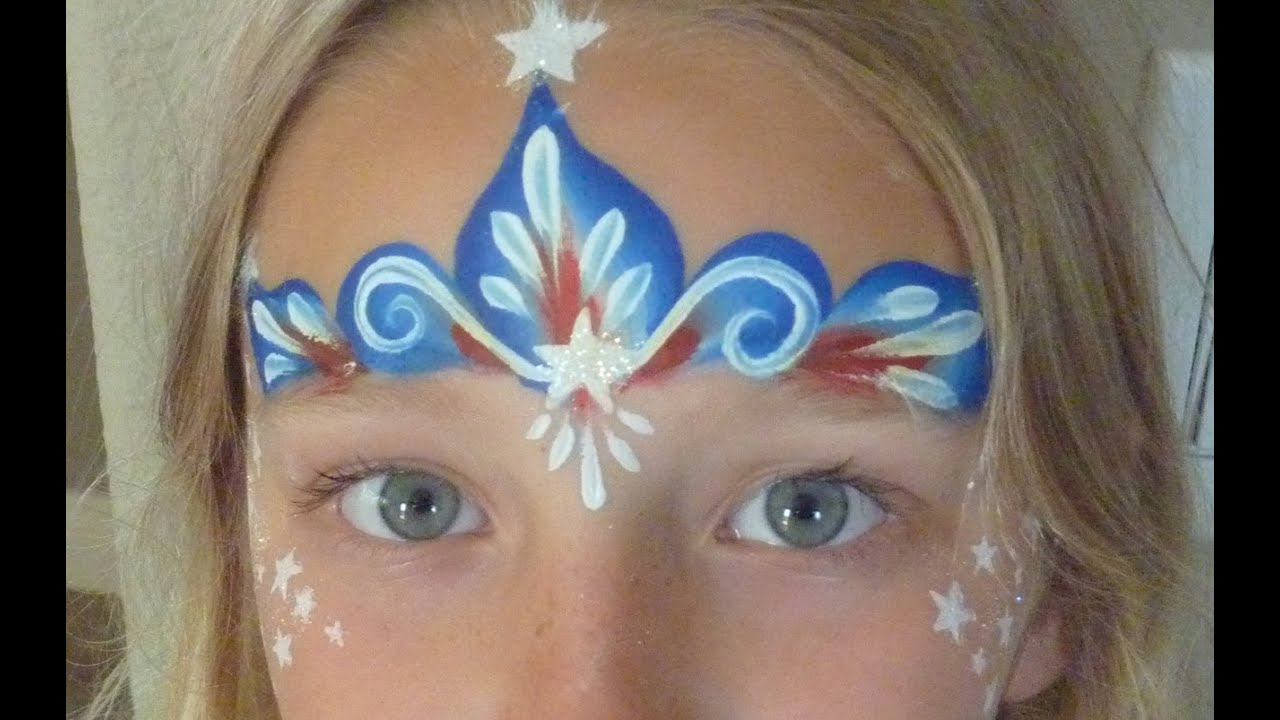 Free Face Painting Designs Step By Step
